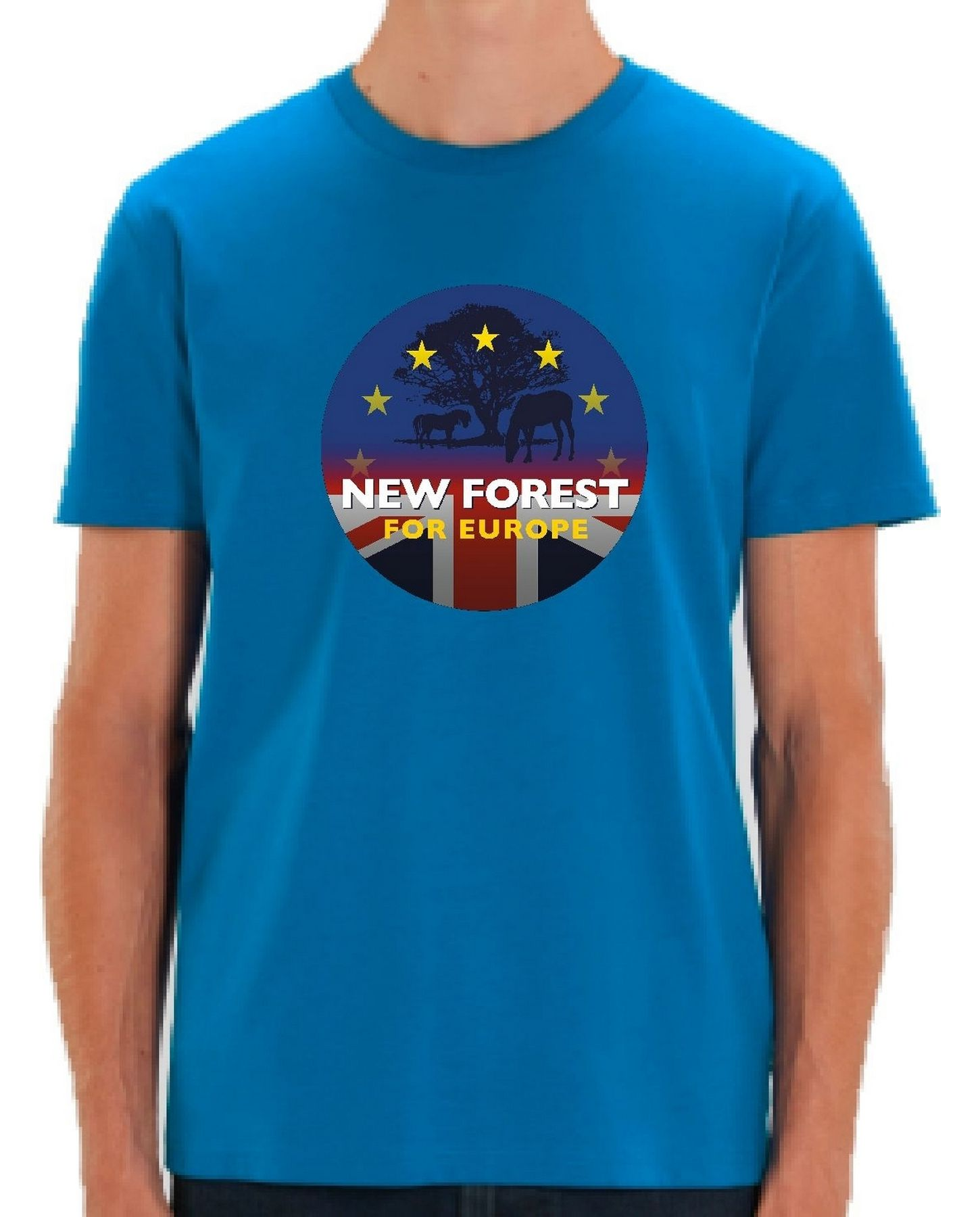 New Forest for Europe – Tee (Unisex)