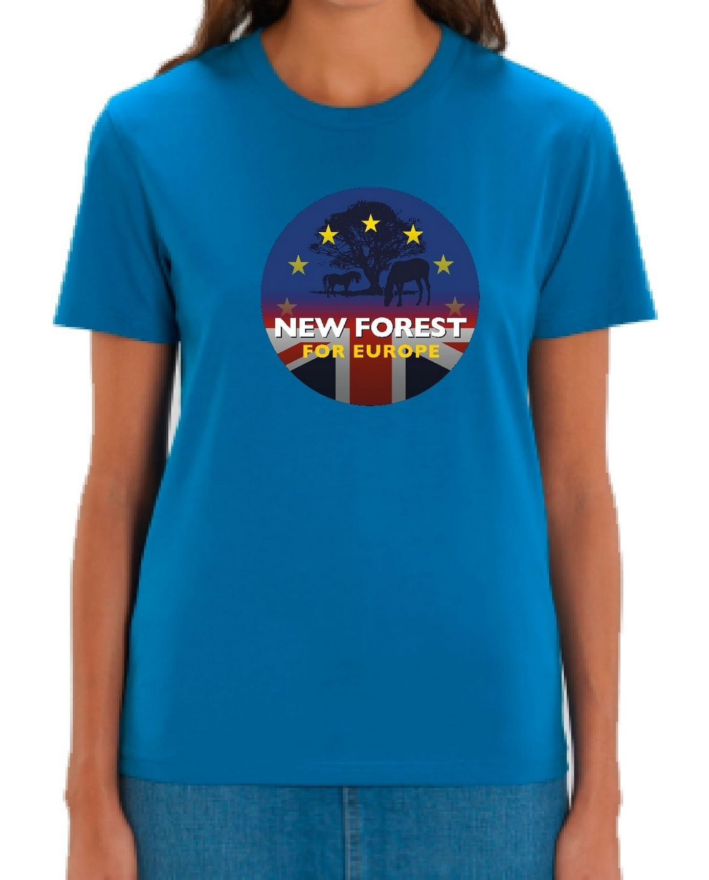 New Forest for Europe – Tee (Ladies)