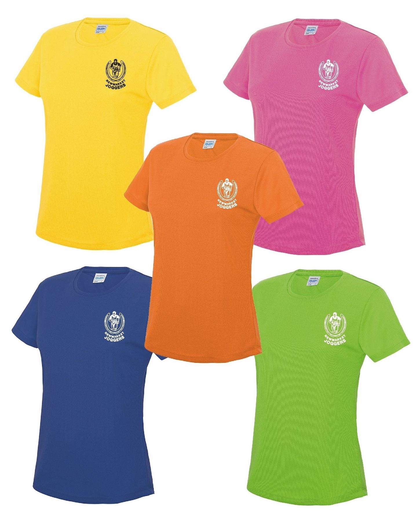 Newmarket Joggers – Performance Tee (Ladies)