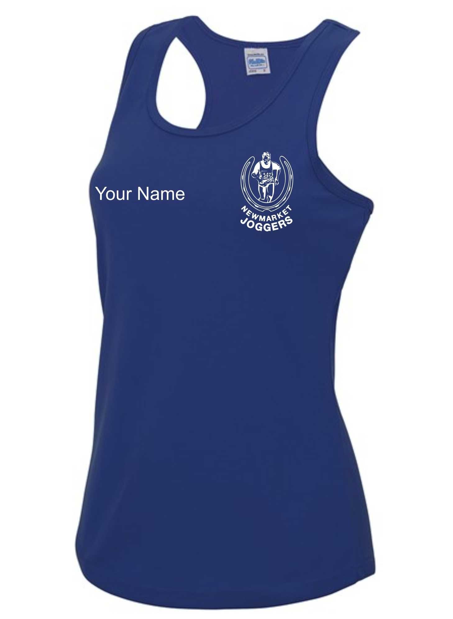 Newmarket Joggers – Performance Vest (Ladies)