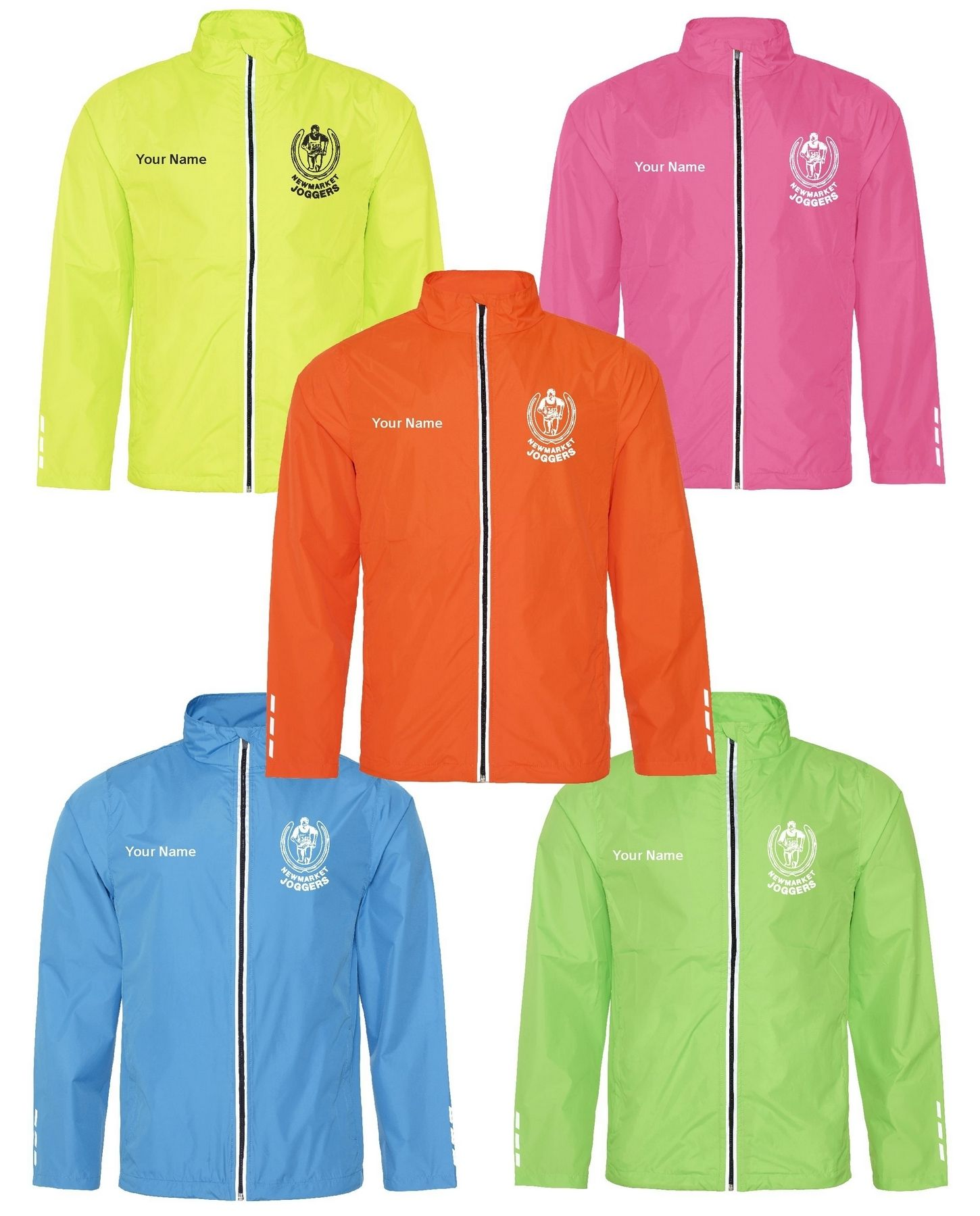 Newmarket Joggers – Running Jacket (Unisex)