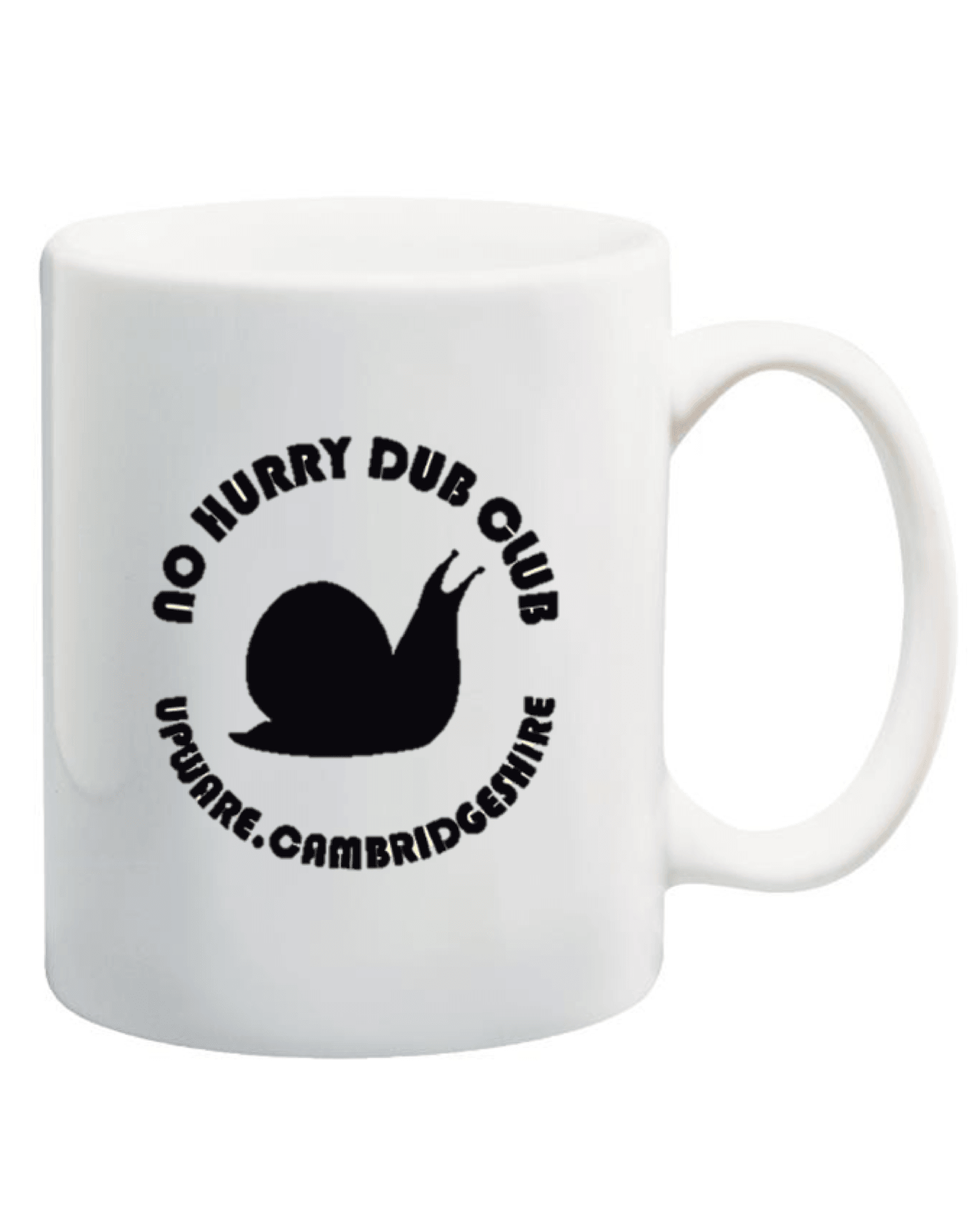 No Hurry Dub Club Mug