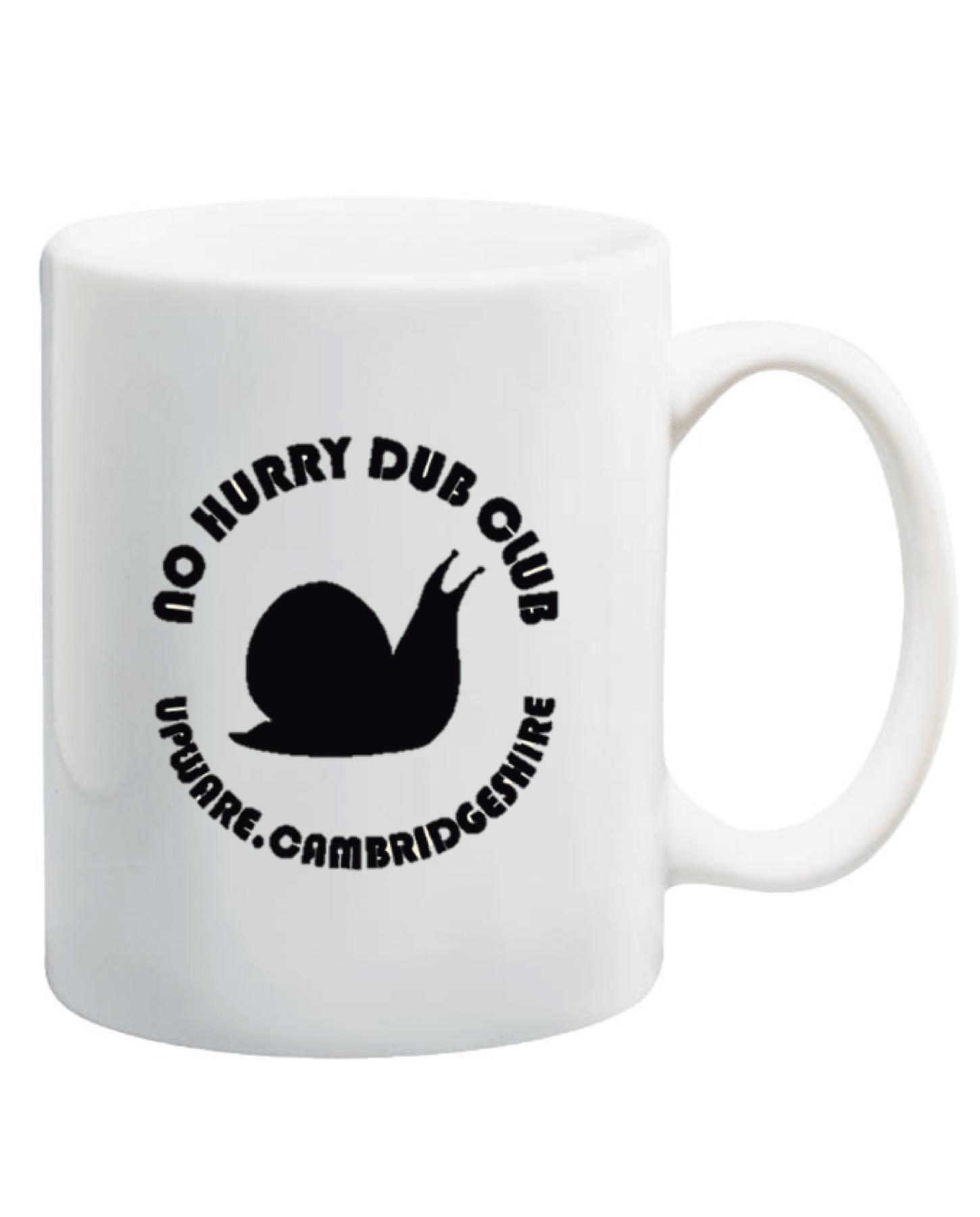 No Hurry Dub Club Mug