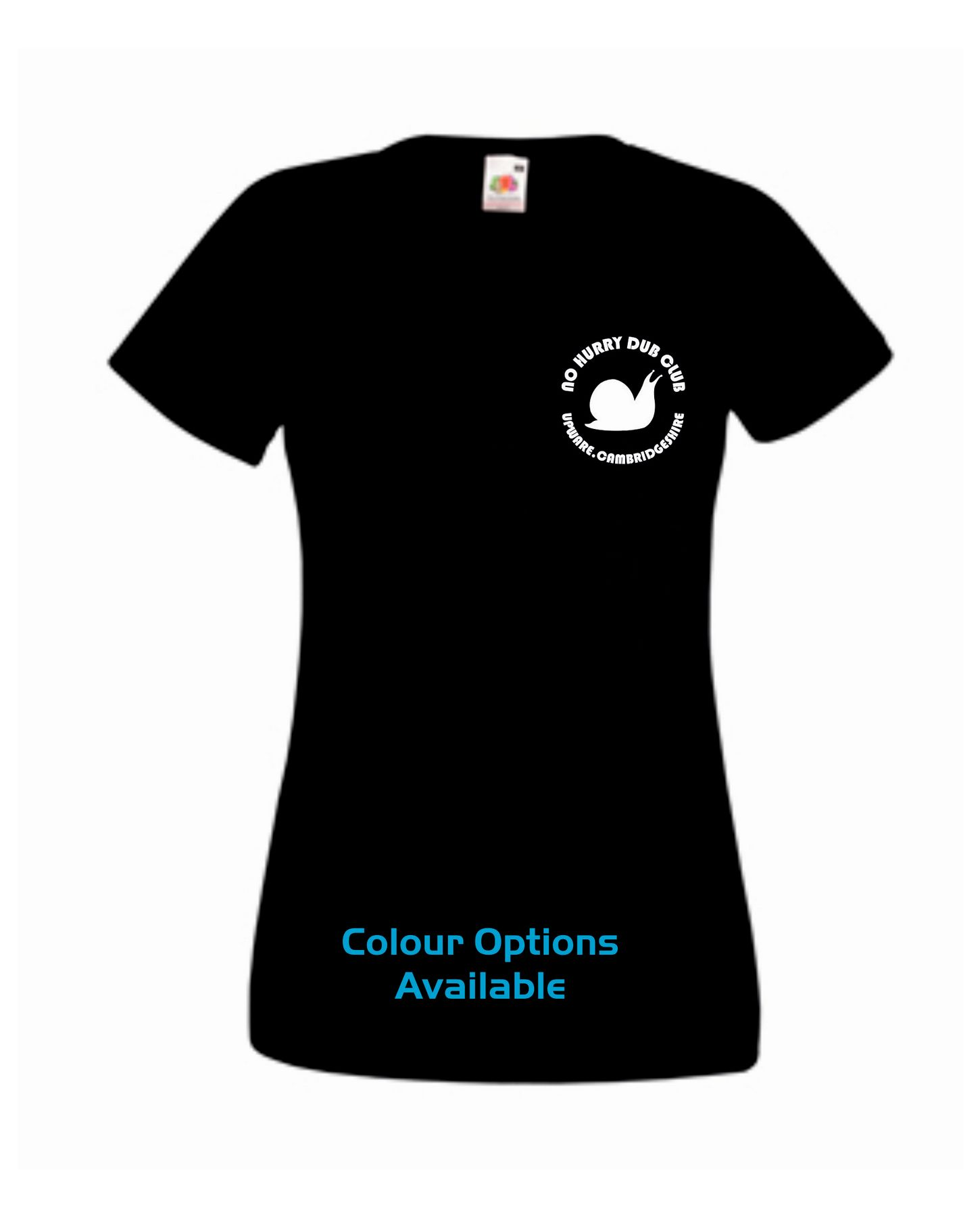 No Hurry Dub Club – T-shirt Ladyfit