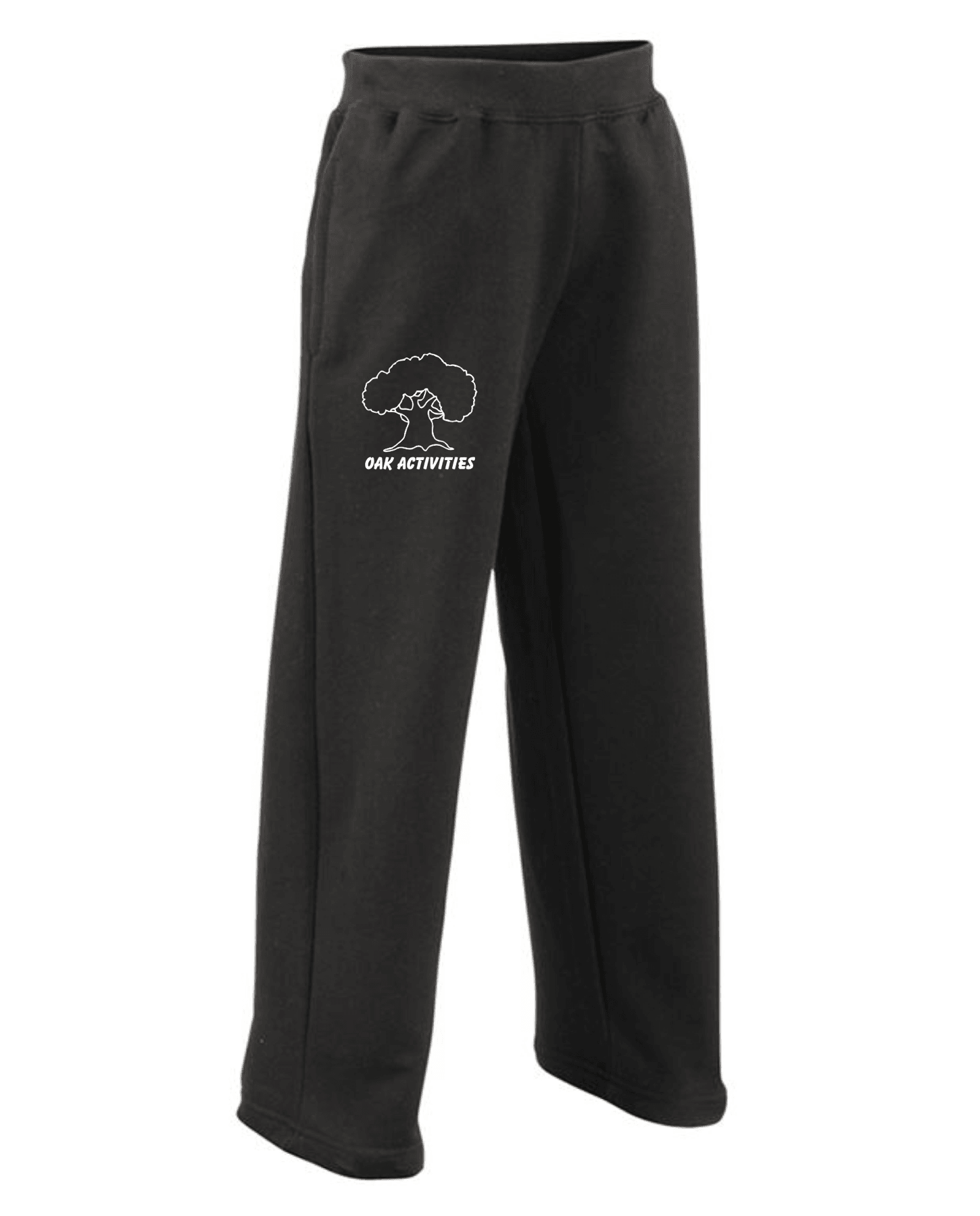 Oak Activities – Kids Sweatpants (Black)