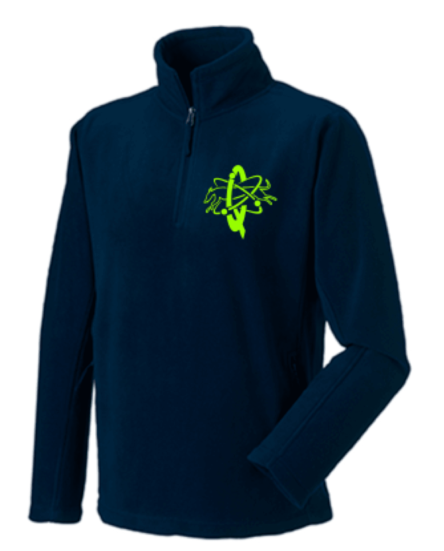 Quantum Leap Flyball – 1/4 Zip Fleece