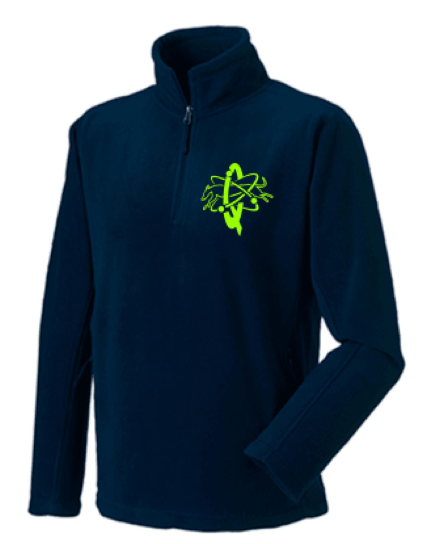 Quantum Leap Flyball – 1/4 Zip Fleece