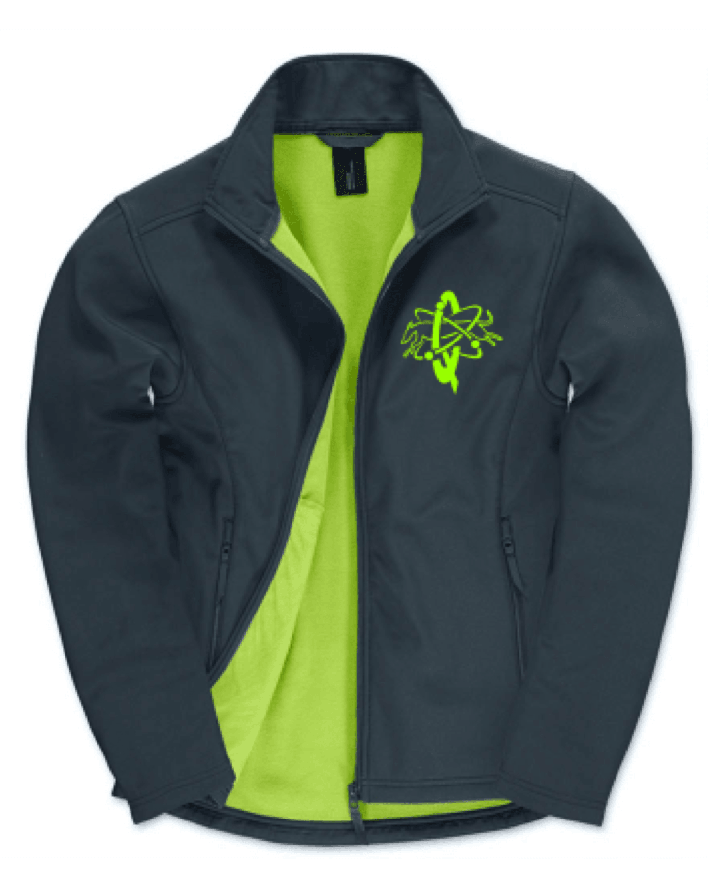 Quantum Leap Flyball – Softshell Jacket Unisex