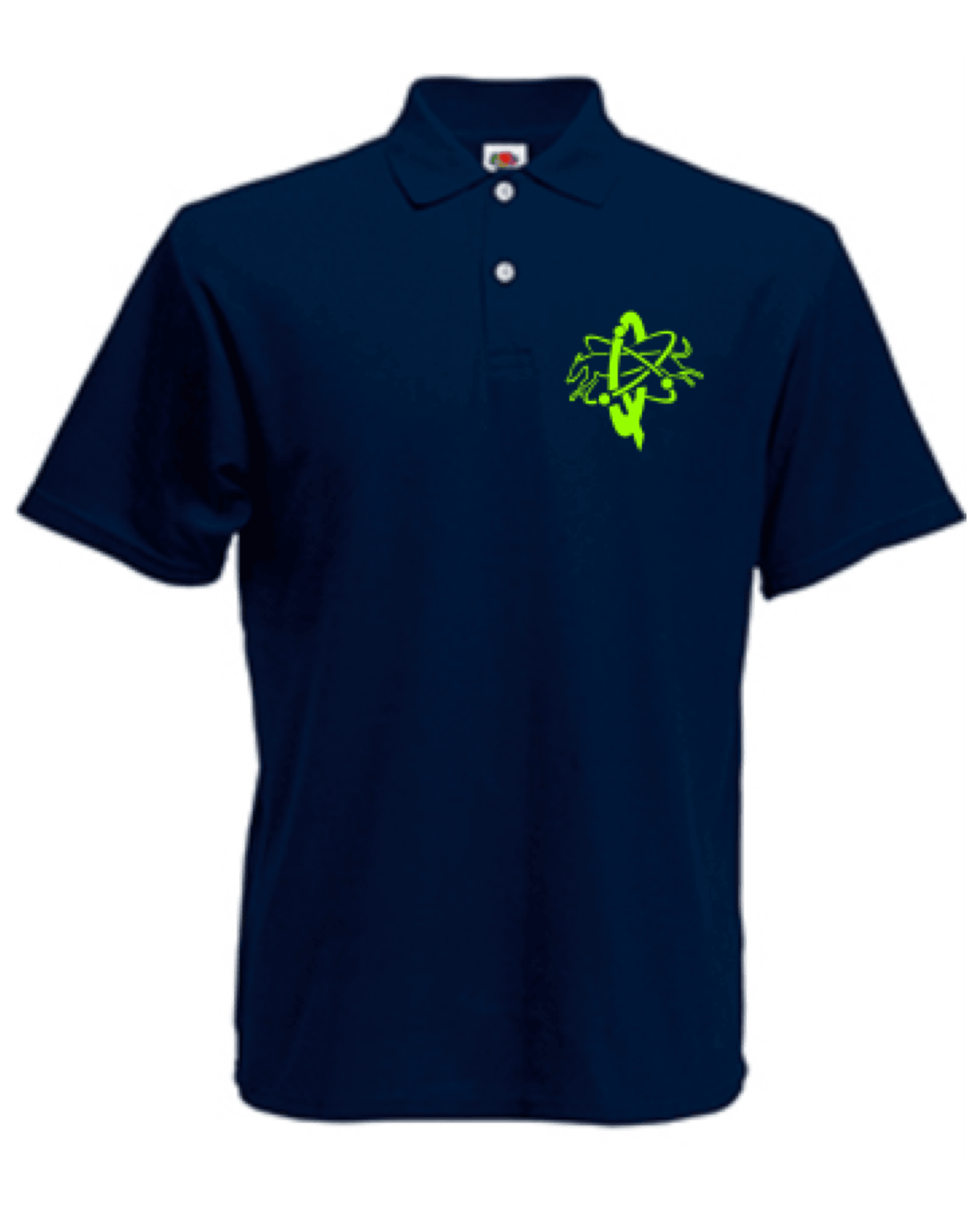 Quantum Leap Flyball – Polo Unisex