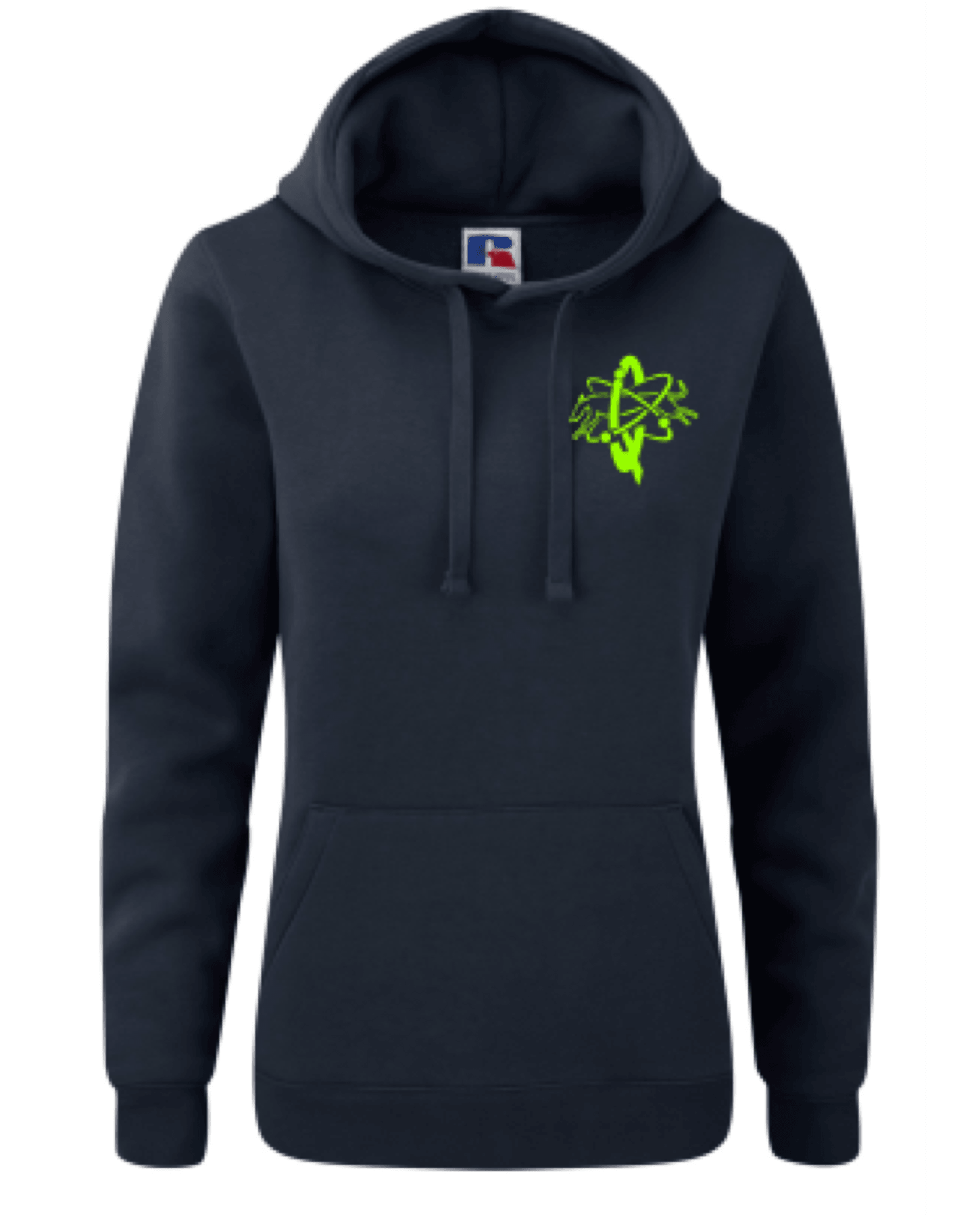Quantum Leap Flyball – Hoodie Ladyfit