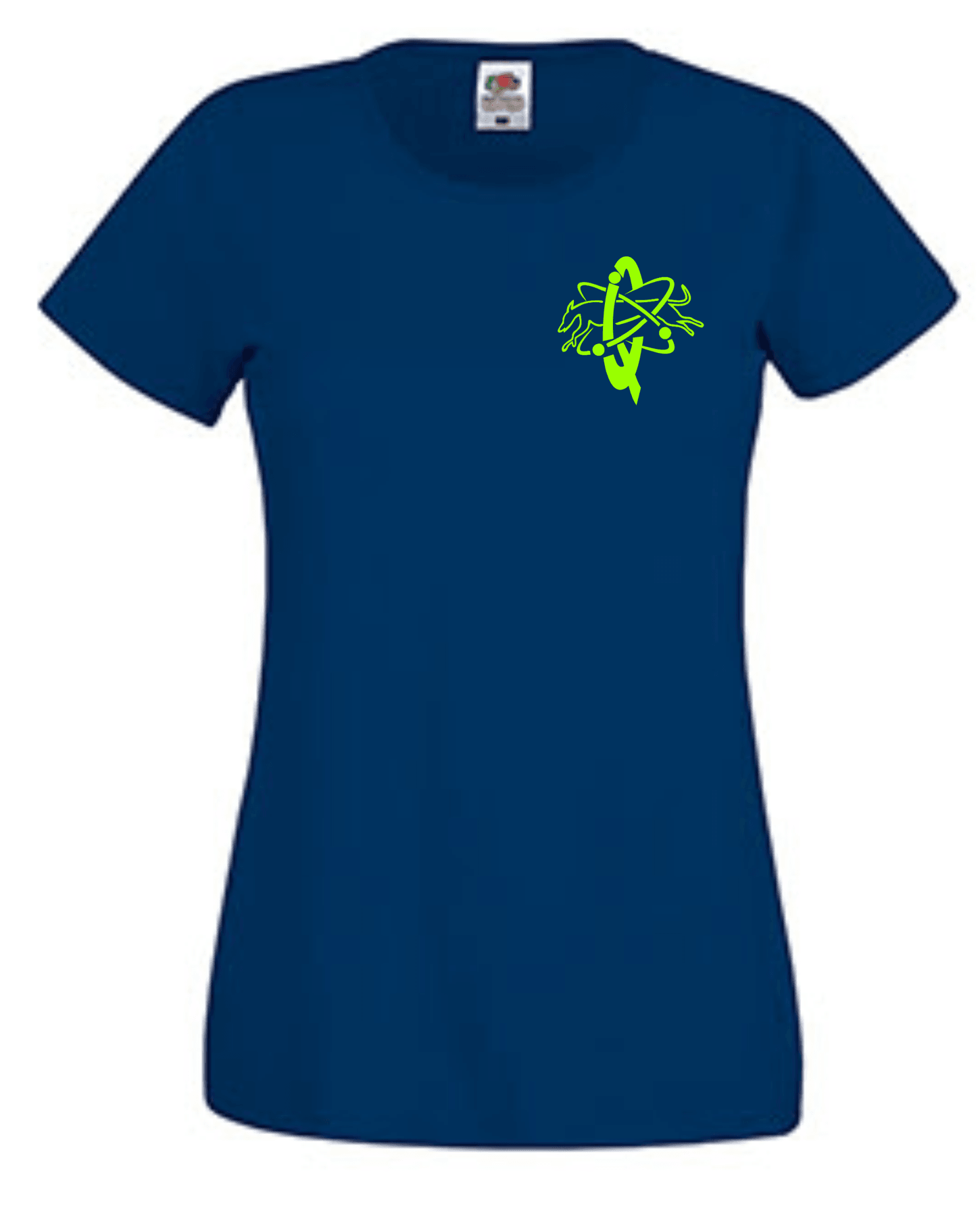 Quantum Leap Flyball – T-shirt Ladyfit
