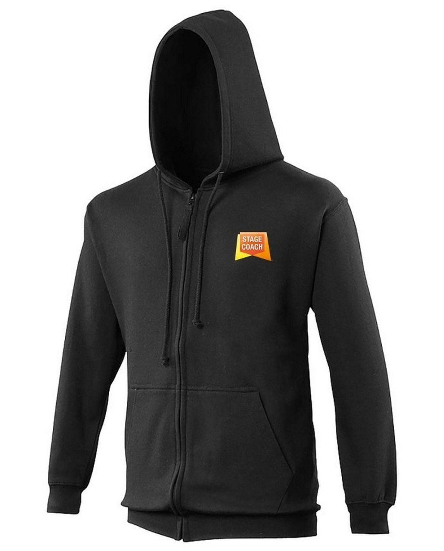 Stagecoach Huntingdon & Newmarket – Adults Zip Hoodie