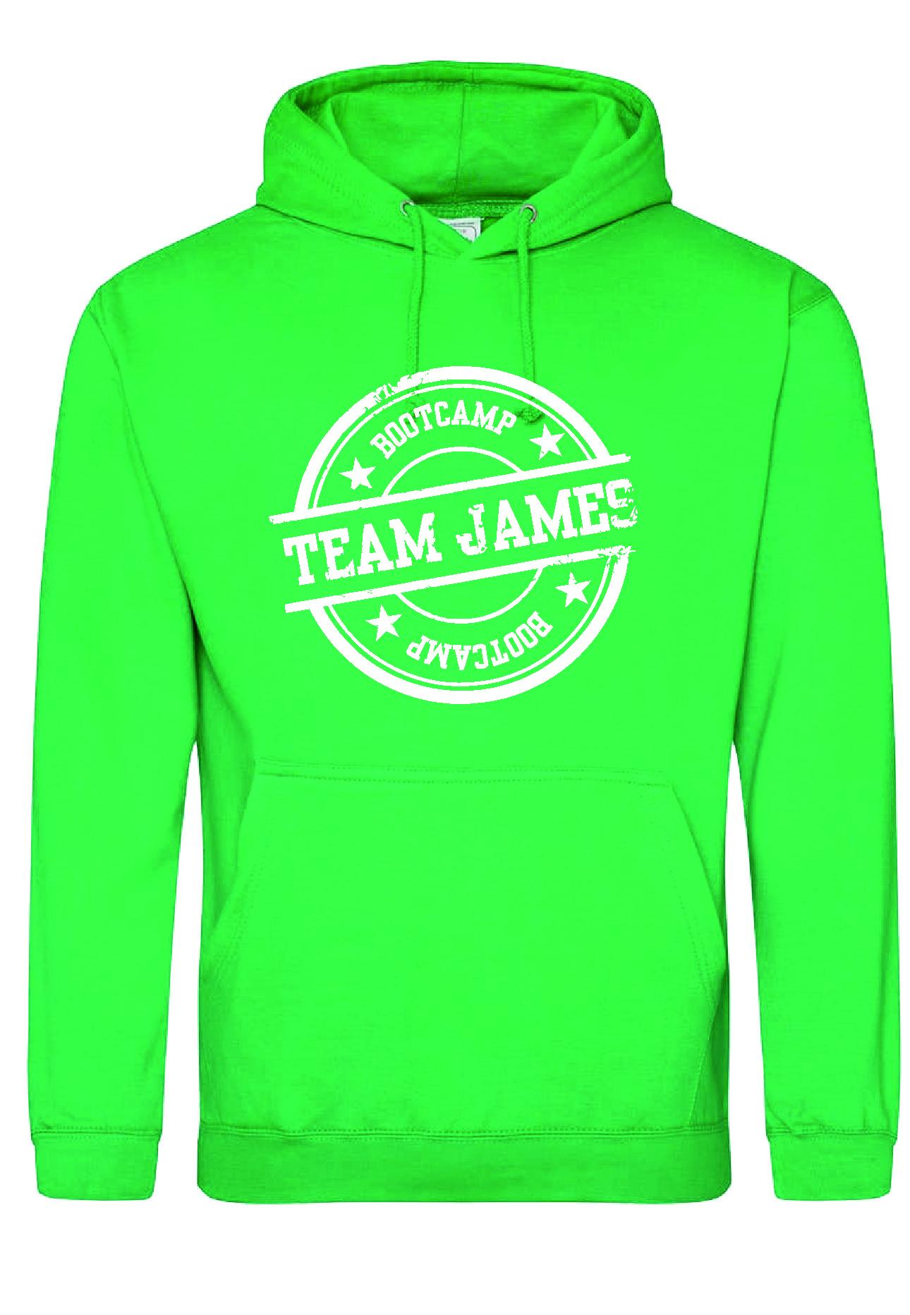 Team James - Hoodie (Unisex)