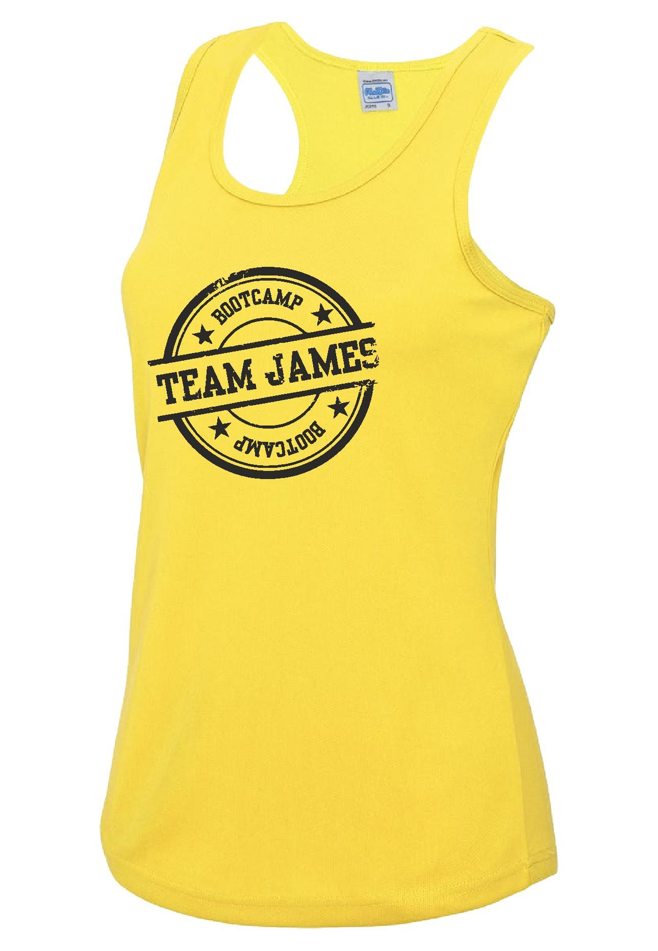 Team James - Performance Vest (Ladies)