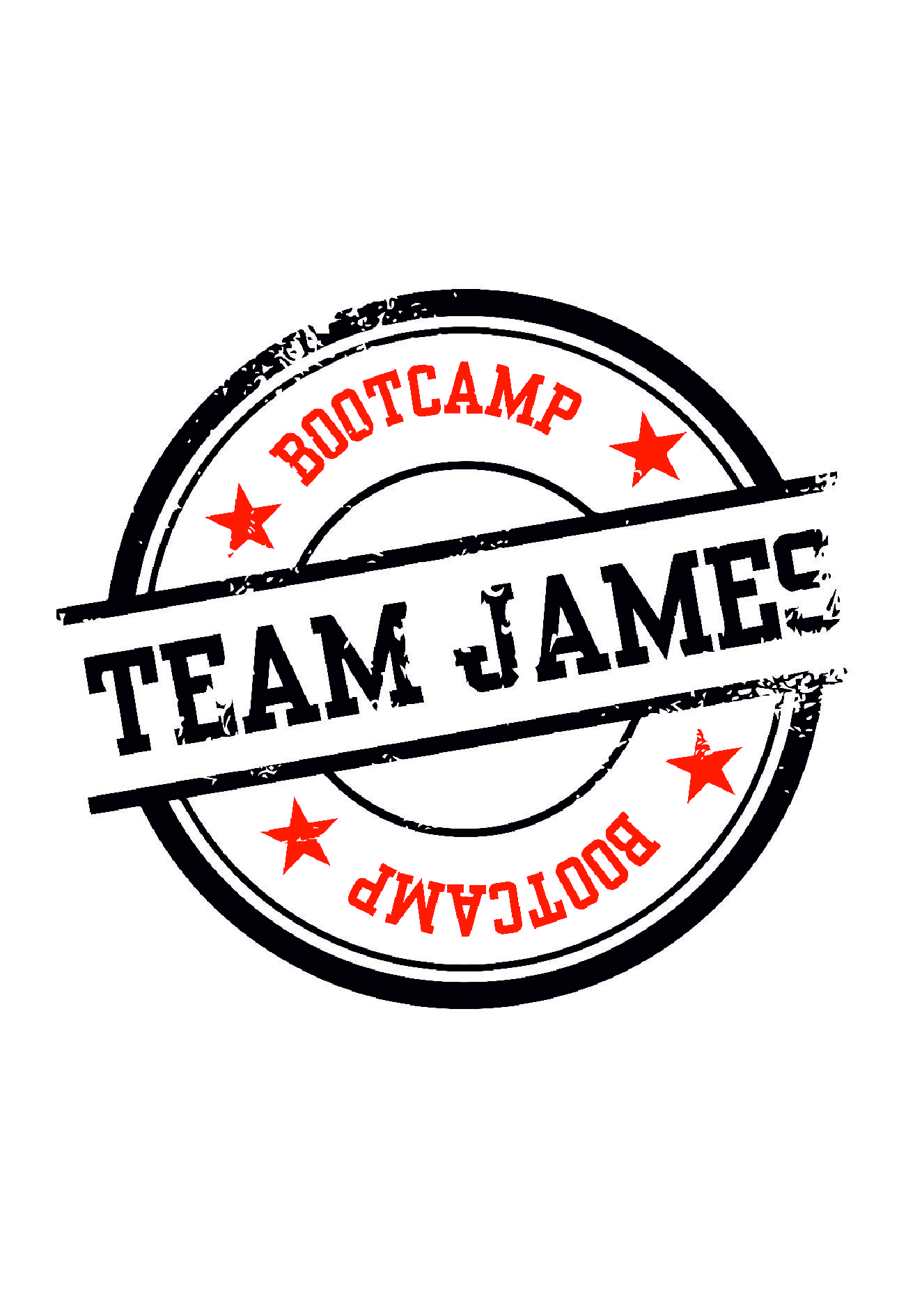 team james logo sigma embroidery