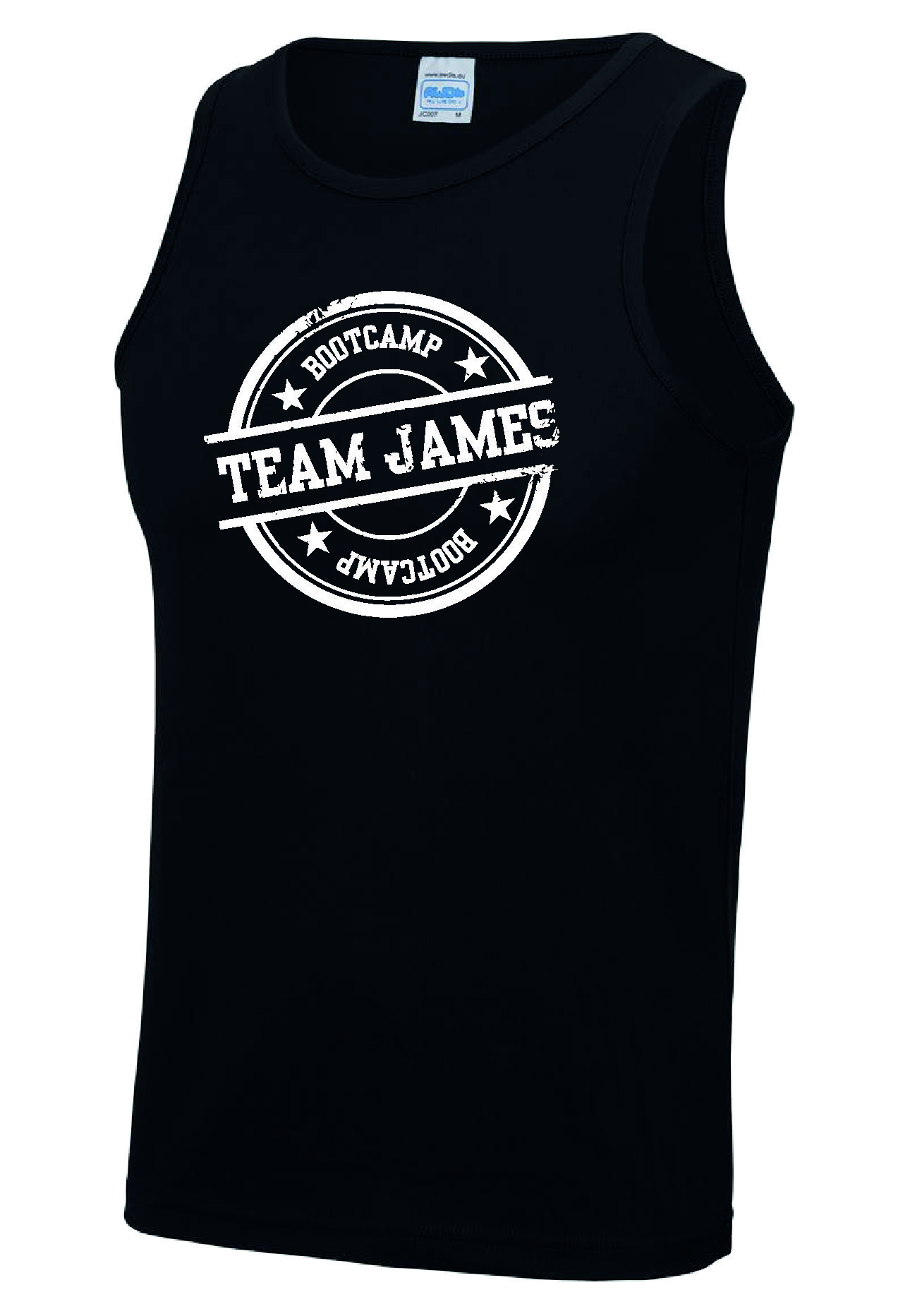 Team James - Performance Vest (Unisex)