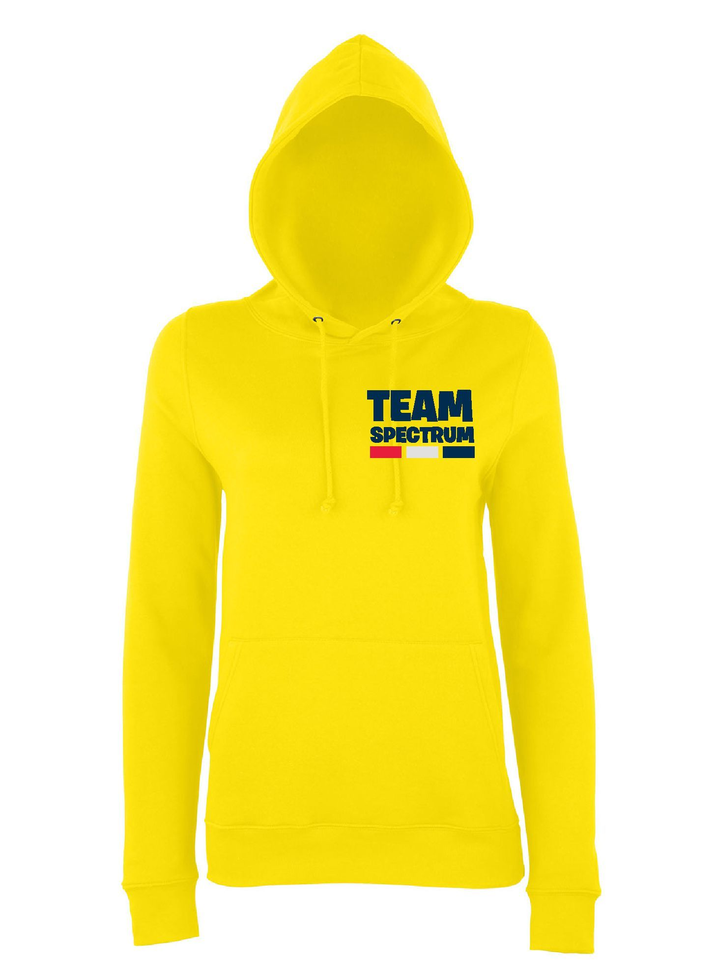 Team Spectrum - Hoodie (Ladies)