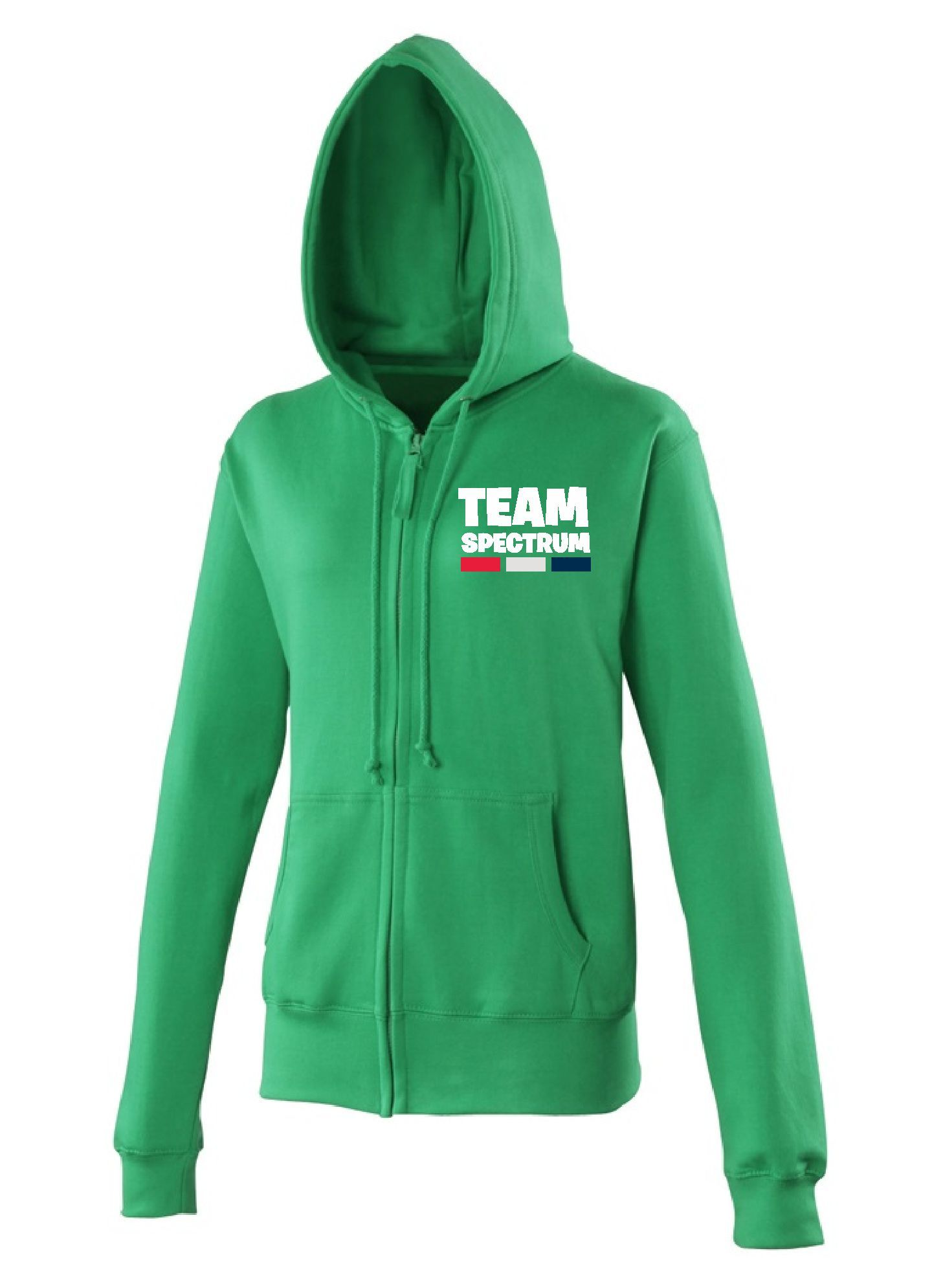 Team Spectrum - Zip Hoodie (Ladies)