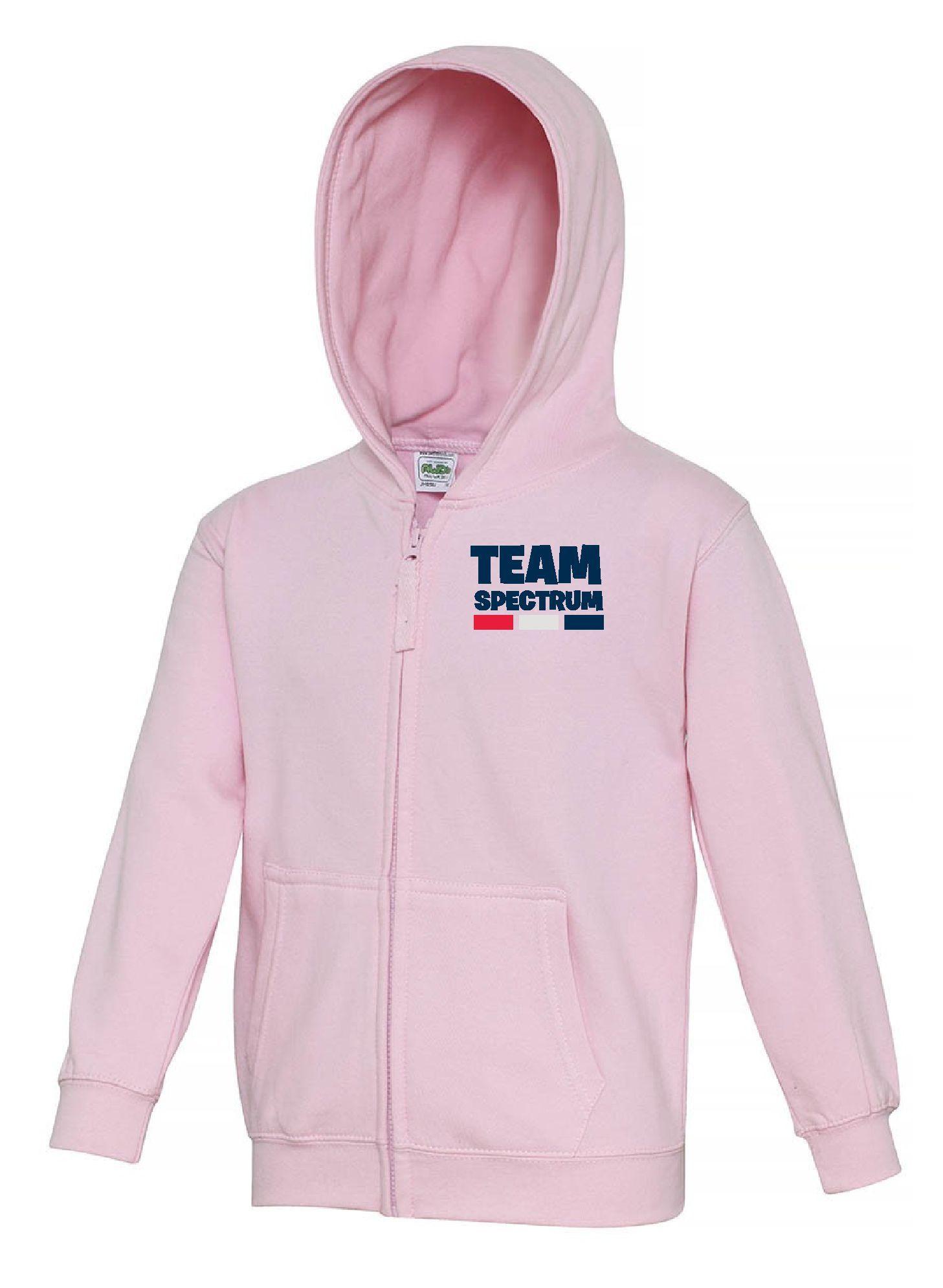 Team Spectrum - Zip Hoodie (Kids)