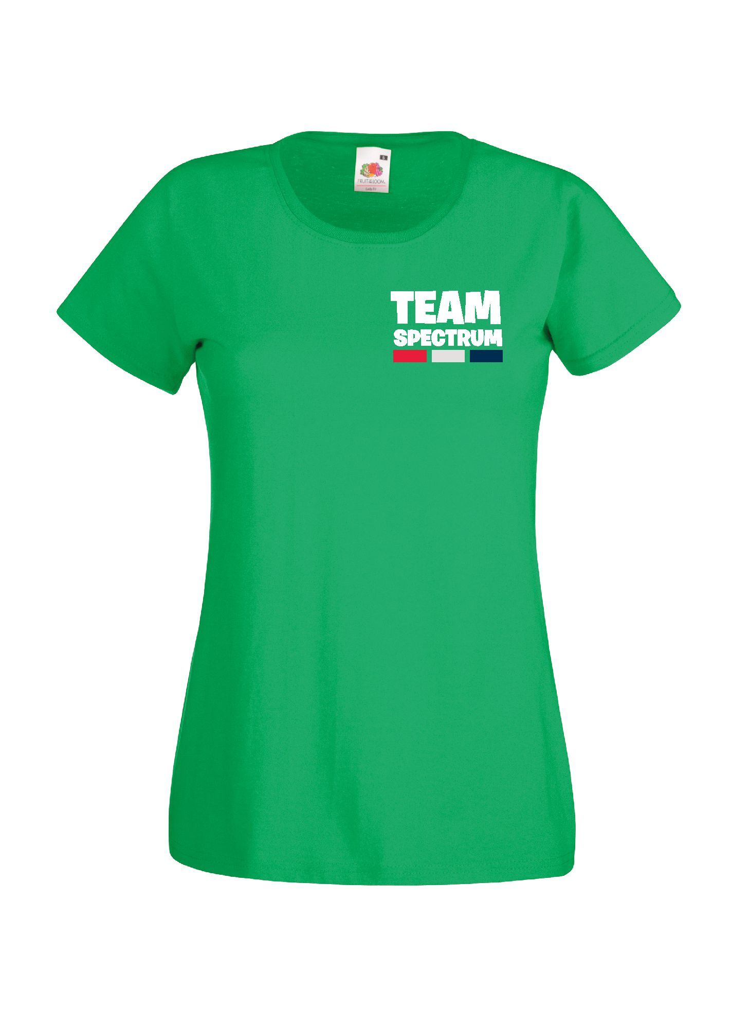 Team Spectrum - Tee (Ladies)