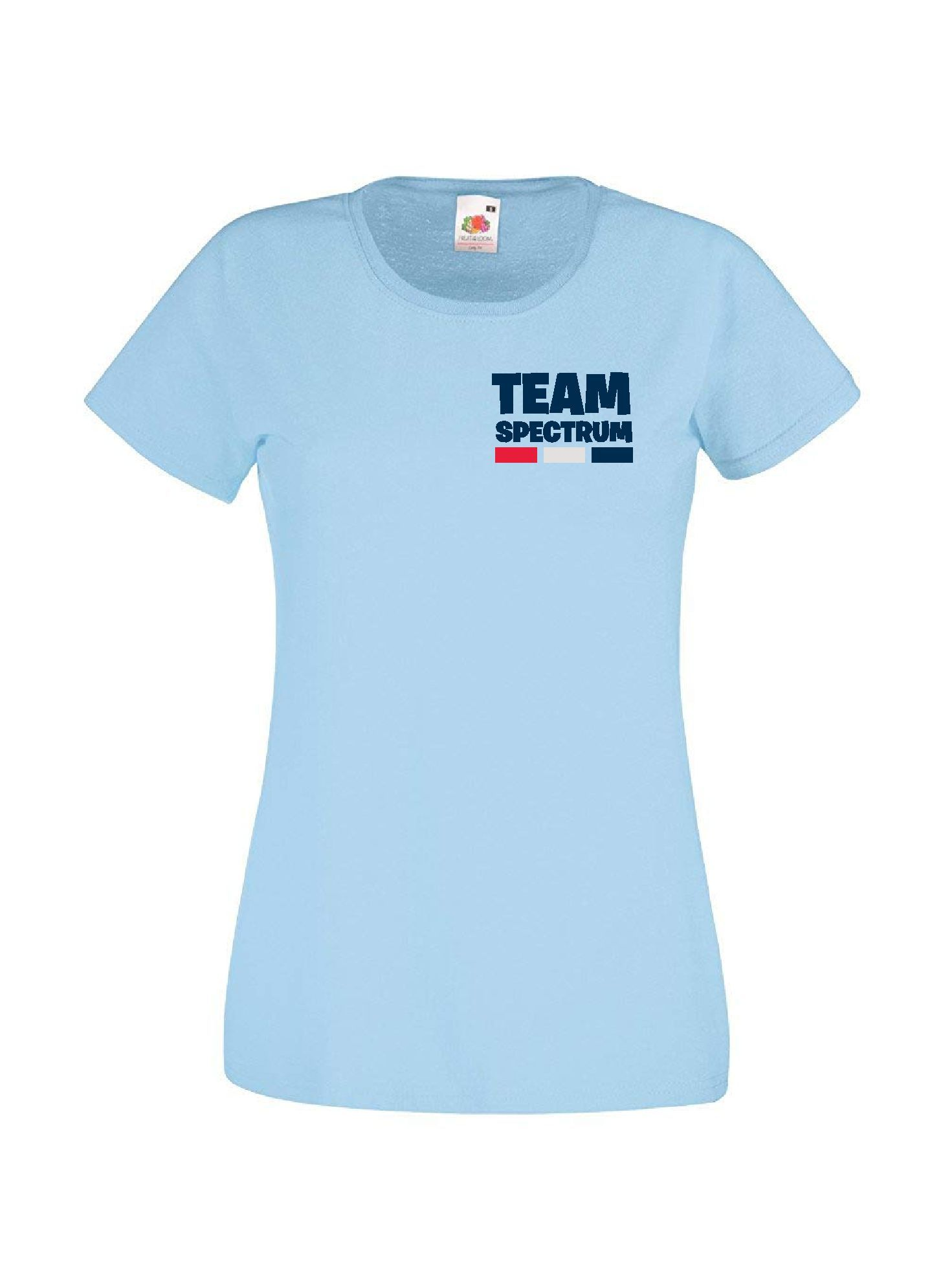 Team Spectrum - Tee (Ladies)
