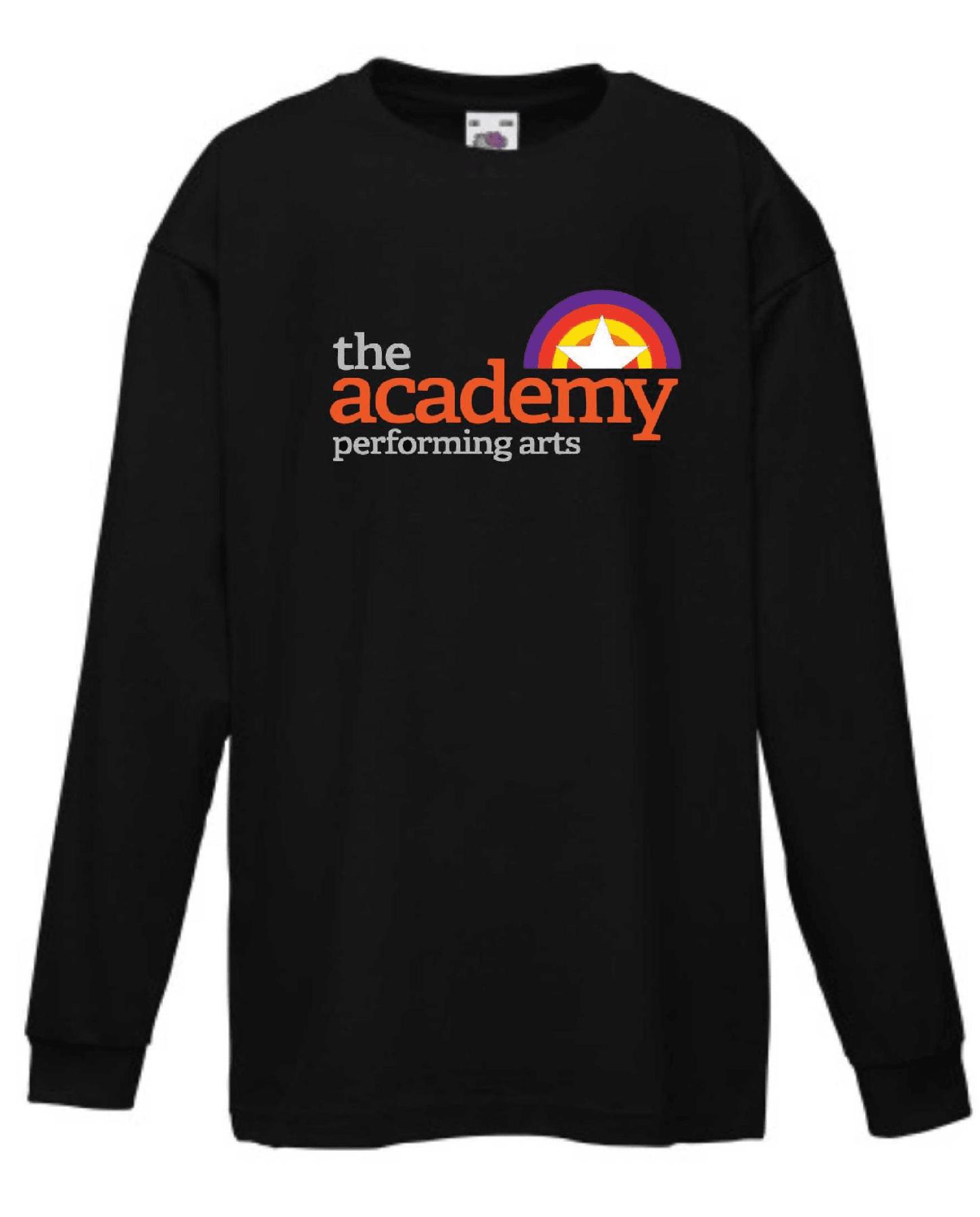 The Academy – Kids Long Sleeve Tee