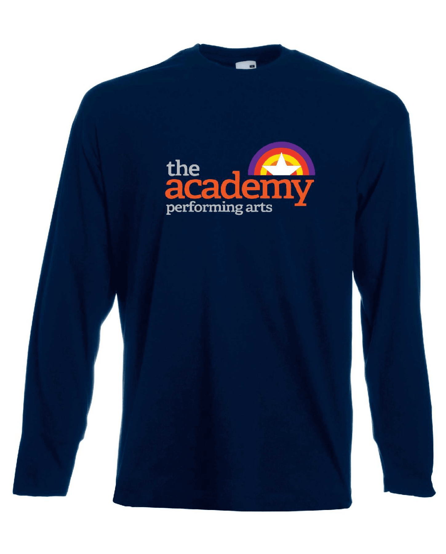 The Academy – Adults Long Sleeve Tee