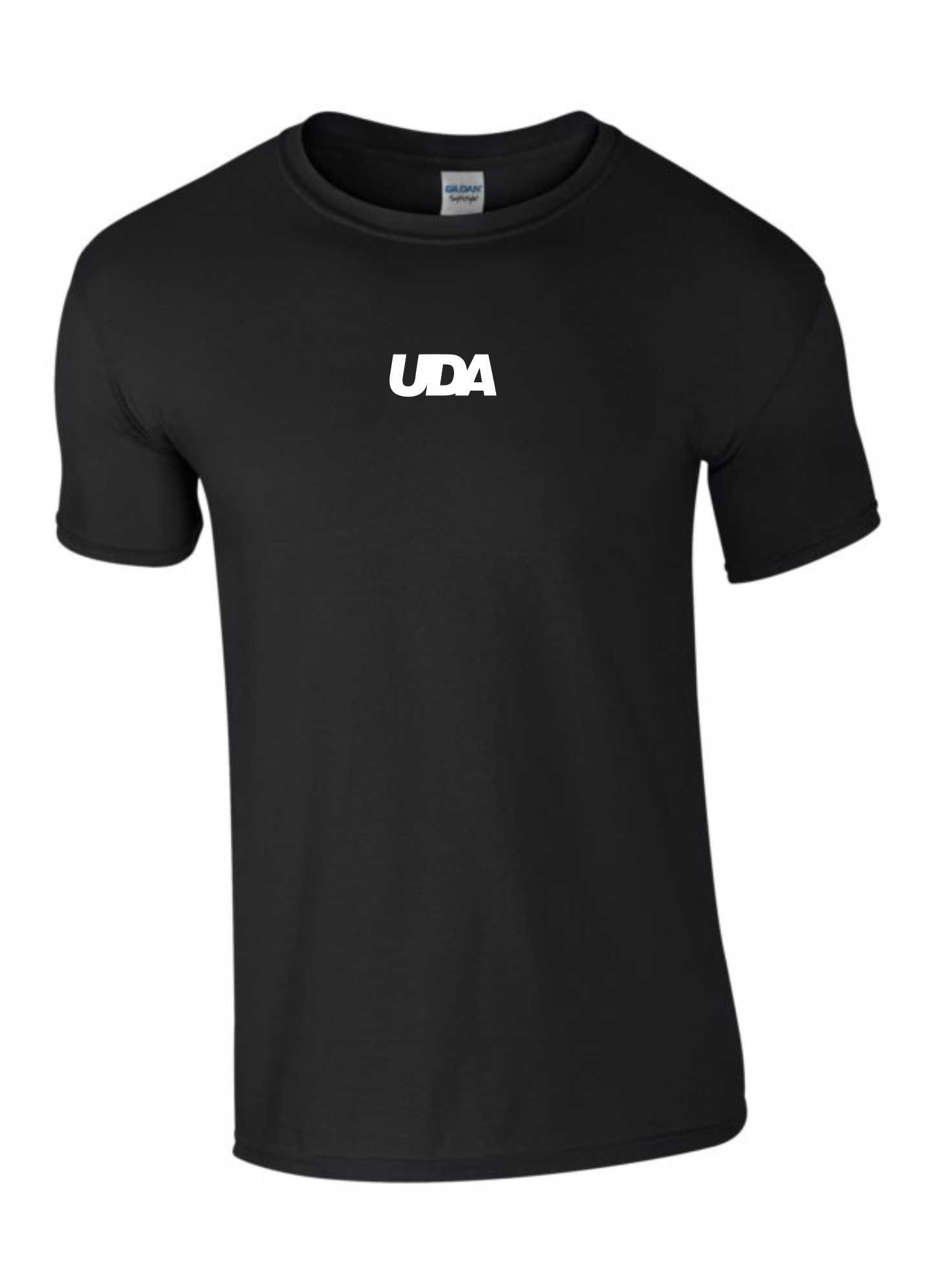 LIMITED EDITION: UDA – Kids T-Shirt (Black & White)