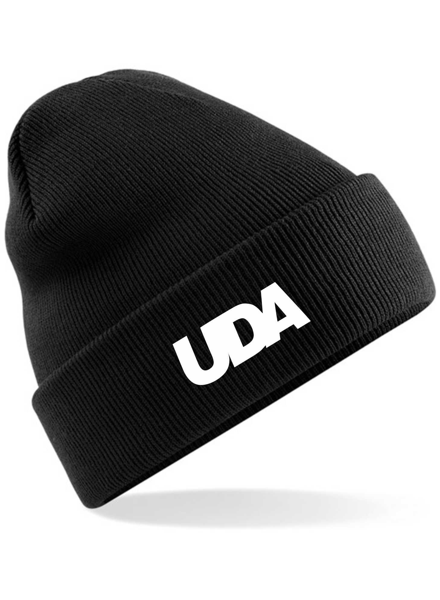 UDA – Beanie (Black)
