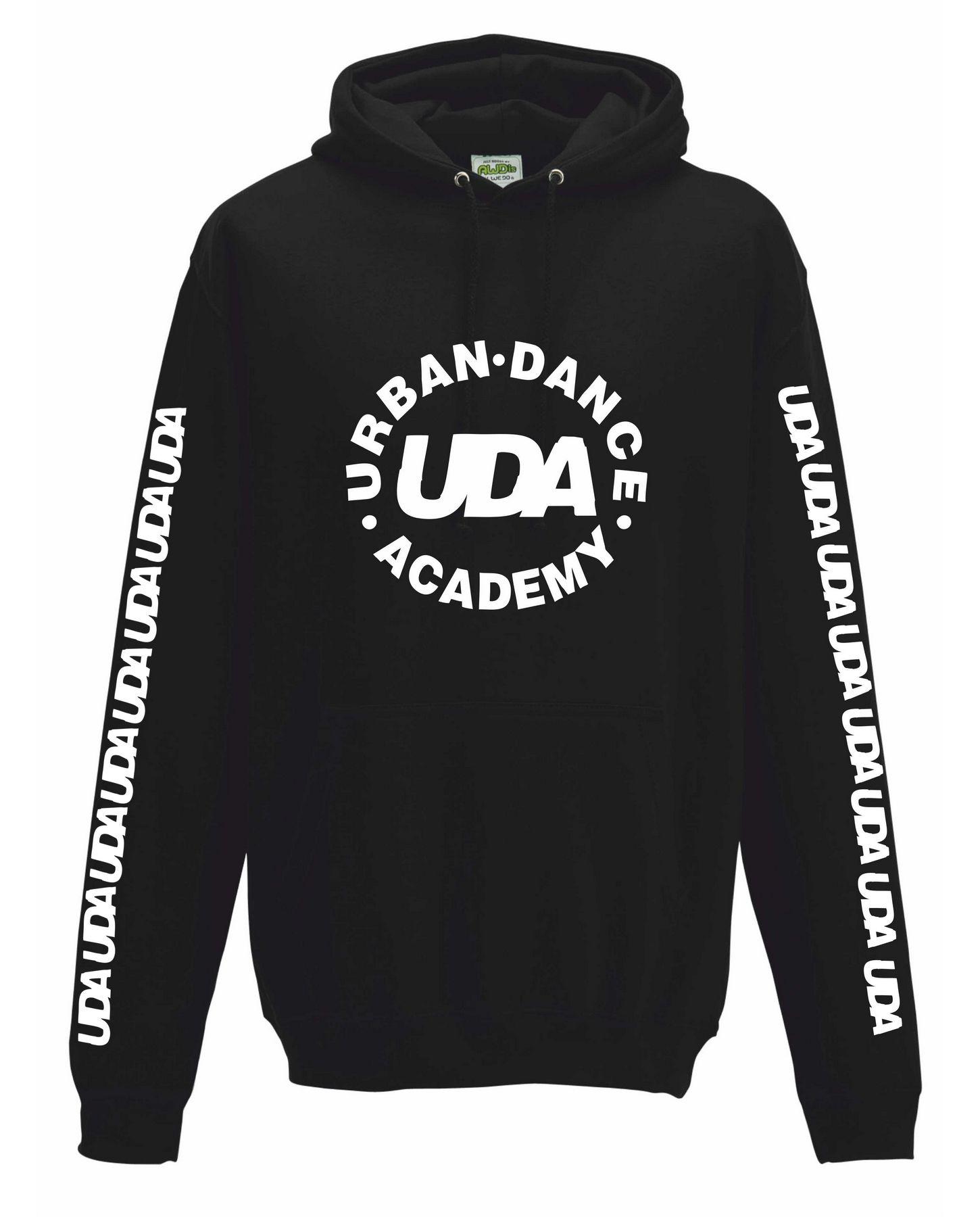UDA – Adults Hoodie (Black)