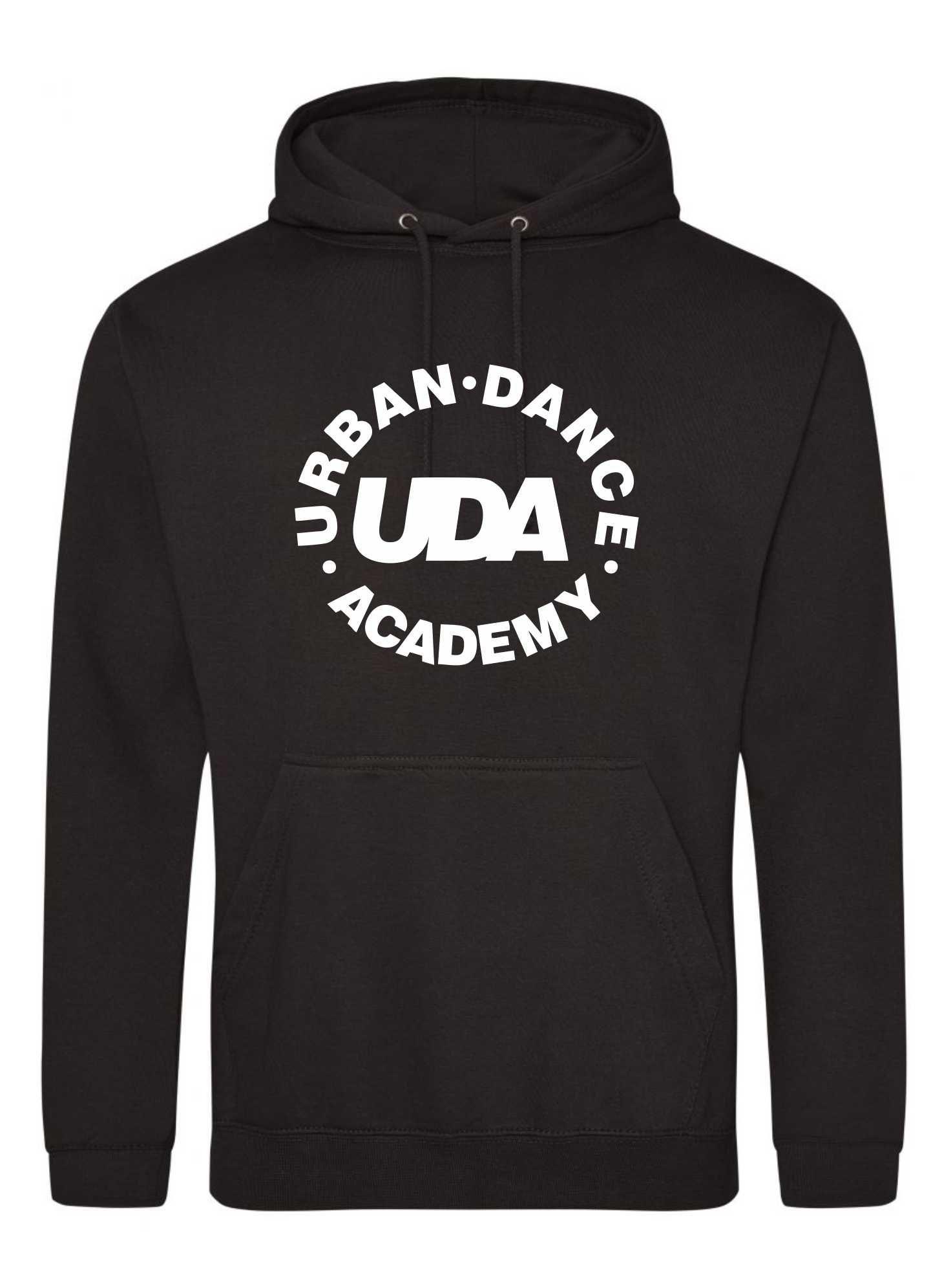 UDA – Hoodie Adults (Black)