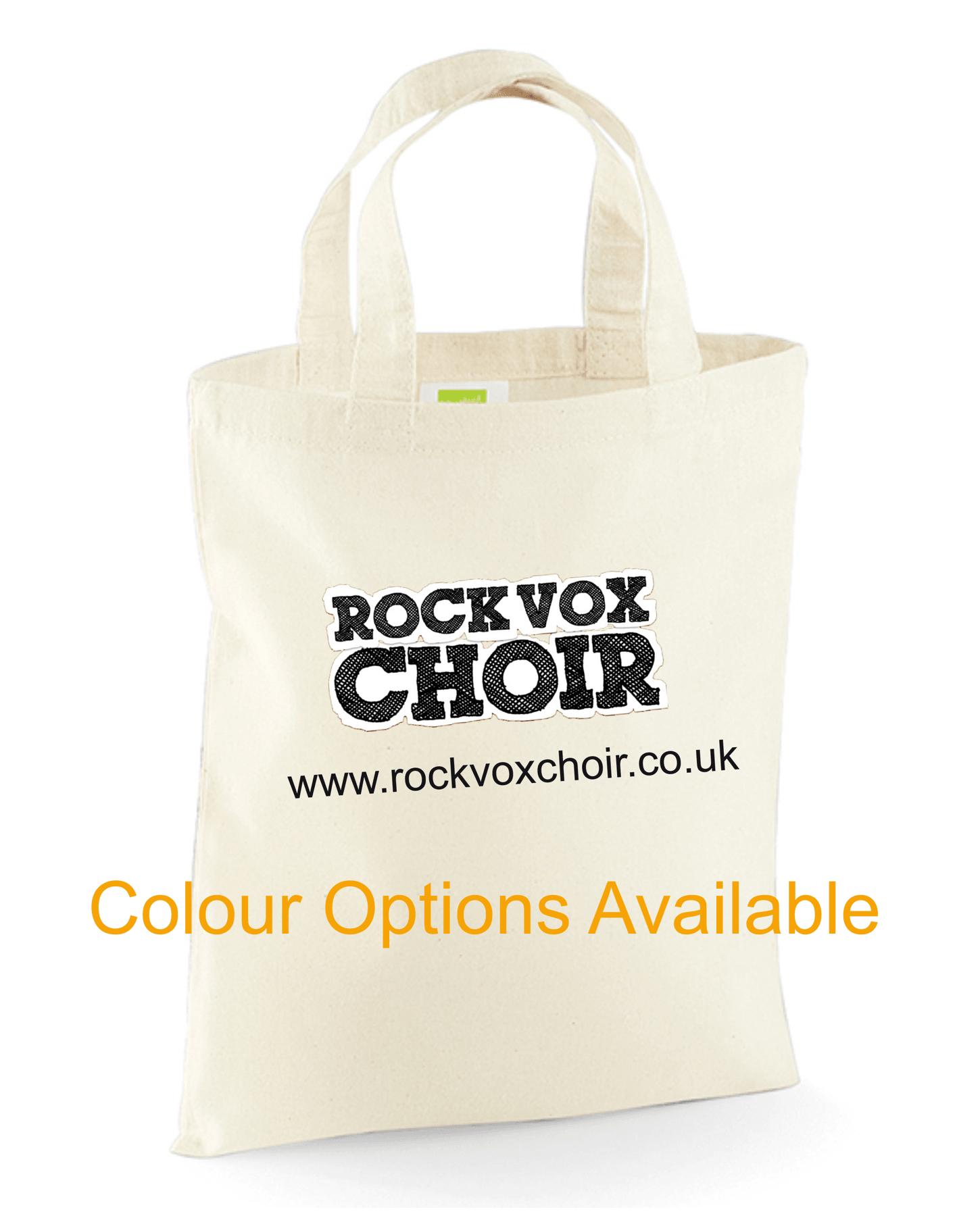 Rock Vox – Mini Bag For Life