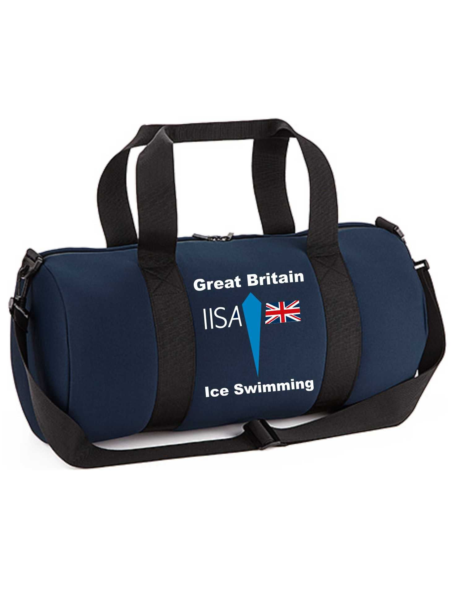 IISA GB – Scuba Barrel Bag